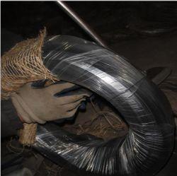Encuadernación anillada el cable negro/Construcción barra de hierro de China