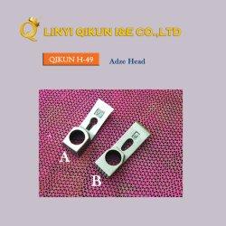 H-49 構造ハードウェアハンドツールミラー研磨表面 Adze ヘッド