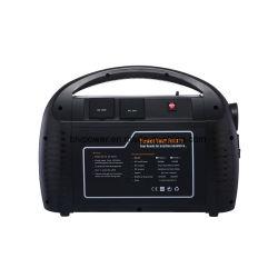 5V 12V 24V 110V ou 220V AC sauvegarde UPS Power Pack Alimentation Batterie rechargeable Batterie au lithium pour appareils d'urgence de la station d'alimentation portable