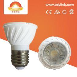 5W Petite Ampoule de LED 36 degré JDR GU10 MR16-E27 spot à LED