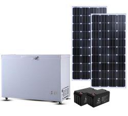 12/24V DCの圧縮機の太陽エネルギーの箱深い冷却装置冷却装置フリーザー