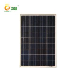 China un grado 18V 80W Poli módulo solar TUV/IEC aprobó un panel solar
