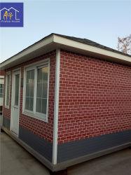 Maison Portable Mobile Shop préfabriqués kiosque avec panneau Polycore Sentry Box