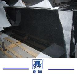 Polier-/geflammt/zog ab,/Bush-Gehammerter schwarzer Granit G684 für Bodenbelag/Ummauerung-Countertops/Jobstepps
