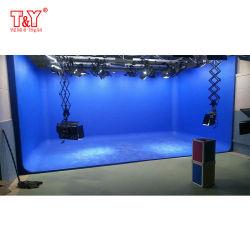 Virtual Studio Ts del módulo de Plástico de ingeniería de la pantalla verde croma key