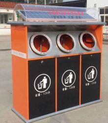 OEM отходов и утилизации мусора Bin/может в из полированной нержавеющей стали с Multi-Compartment