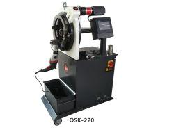 탁상 유형 전기 자동 공급 파이프 튜브 절단 도구