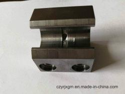 Zoll-maschinell bearbeitenteil-nichtstandardisierte Klemme-Lagerbock-Selbstteil-Verbinder-Anschlussplatte-Muffe