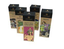L'emballage alimentaire boîte Boîte de bourrage papier ondulé case de couleur