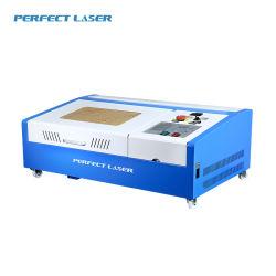 販売のためのゴム印レーザーの彫刻家機械Pedk-小型40bのゴム印