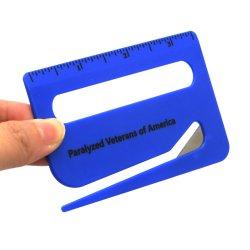 승진 선물 사무용품 돋보기를 가진 다중 기능 편지 오프너 봉투 Slitter