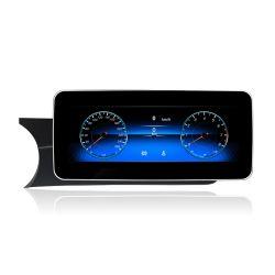 Wholesales pantalla táctil del sistema de navegación GPS, reproductor de DVD para coche Benz Clase C W204 2011-2013