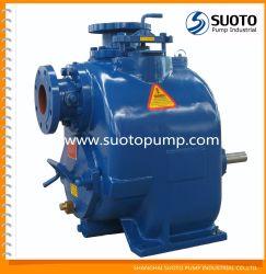 Elektrische selbstansaugende (Selbstgrundieren) zentrifugale Abfall-Wasser-Pumpe (T, U, Supert), Schlamm-Pumpe, Dieselmotor-Pumpe, Gorman-Rupp Pumpe