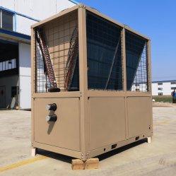 Rivast Hersteller-Kühlsystem-Maschinen-Luft abgekühlte Schrauben-Wasser-Kühler