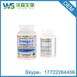 영양 Omega 3 우수한 어유 100 물고기 젤라틴 Softgels