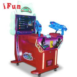 Máquina de Venda directa de captação de Vídeo Eletrônico de arcada de captação do simulador de Jogo Alvo