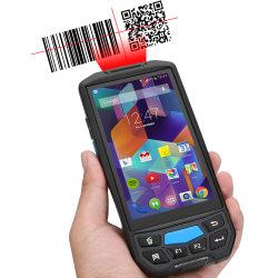 PDA RFID Android Mobile Computador de mão Industrial Scanner de código de barras