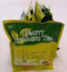 La pérdida de peso Reducción de peso adelgaza el té de la Slim Teabag