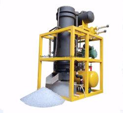 industrielle Flocken-Block-Würfel-Speiseeiszubereitung-Hersteller-Maschine des Gefäß-10t mit zwei Jahren Garantie-