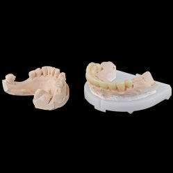 Prótesis de zirconio puente con cerámica de Shenzhen Lijing bucal laboratorio dental