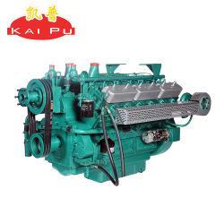 Дизельный двигатель в Шанхае пожарных насосов дизельных генераторов электрического запуска дизельного двигателя