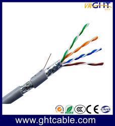 Réseau de vente chaude 24 AWG du câble Cat5/Cat5e/Cat6//STP UTP/FTP/SFTP Câble LAN