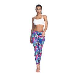 Las mujeres Señoras Mallas de Deporte Leggings Yoga Yoga para el desgaste