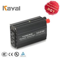 Vrije Steekproef gelijkstroom aan AC 100W 200W 300W de Omschakelaar van de Macht van de Auto met FCC van Ce
