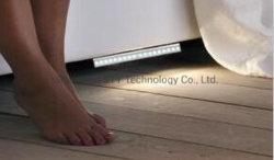 De hete Verkopende USB Navulbare Sensor van de pir- Motie onder de Lamp van het Bed met FCC en van Ce Goedkeuring