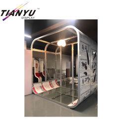 mensola di visualizzazione della fiera commerciale della visualizzazione dell'esposizione della cabina della fiera commerciale della visualizzazione della fiera commerciale di 10FT