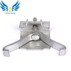 H20ビーム型枠システムのためのLianggongconstructionのフランジクランプ