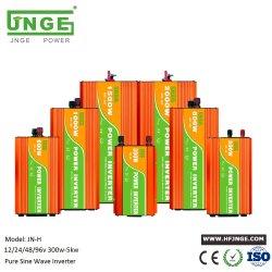 JNGE 300W 500W 600W 800W 1kw 2kw 3kw 4kw 5kw 12V 24V 48V 96V 태양 에너지 시스템을%s 순수한 사인 파동 변환장치