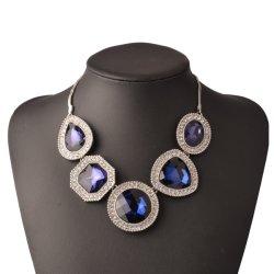 Роскошные ювелирные украшения, устраивающих Crystal изысканный дизайн украшения установлен галстуки