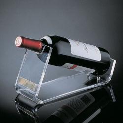 En gros la pendaison en acrylique de fantaisie ronde verre de vin produit acrylique détenteur de rack