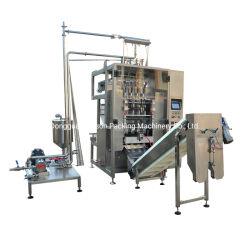 Automatisch Machine van de Verpakking van de Shampoo van het Gel van het Haar van de Maatregel de Vloeibare
