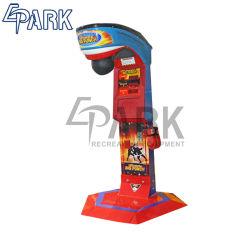 Esercizio macchina da gioco interna Ultimate Big Punch Pay out biglietto/capsula Macchina gioco della lotteria giocattolo