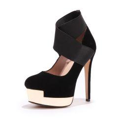 Novia de importación al por mayor nueva Moda chicas zapatos de boda