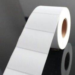 Passte den Paper/PP/Removable/Synthetic/Waterproof direkten thermischen Kennsatz an
