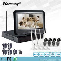 4CH/8チャネル無線CCTVのカメラシステム無線保安用カメラシステム
