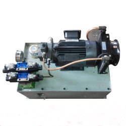 Soupape de recul électromagnétique du système hydraulique complet