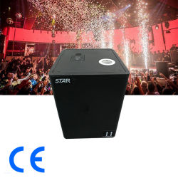 Свечи зажигания фонтан машины для использования внутри помещений для использования вне помещений фейерверк Non-Pyrotechnic Sparkler для воздействия на дискотеку/DJ/партии