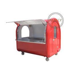 Jus de thé de café en plein air Mobile Kiosque de restauration rapide pour la vente