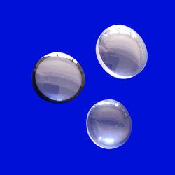 Partie optique CaF2 Plano Lentille convexe