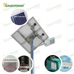 Progetto Governativo Di Alta Qualità Pannello Solare Jinko 8m Mppt Ricarica 70w Outdoor Solar Street Light Più Stabile Di Integrated/All-In-One Solar Light
