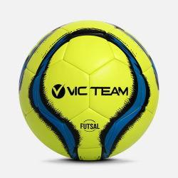 Гибридные размер 4 крытый футбольный мяч для конкуренции