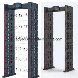 Dfmd дверной рамы металлоискатель для продажи