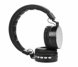 سماعة رأس Bluetooth® عالمية لاسلكية تستخدم للهاتف المحمول بالكامل