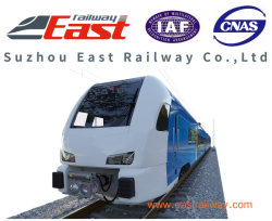 Treno chiaro ferroviario della guida di alta qualità (LRT) per il vagonetto del passeggero