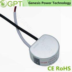 12V 24V 20W ao redor de comutação DC AC Condutor LED impermeável Factory IP67, Tensão Constante o acionador da luz de LED de exterior