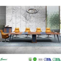 Table de réunion moderne et mobilier de bureau défini
